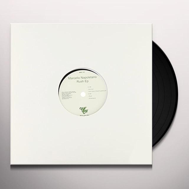 Marcello Napoletano RUSH Vinyl Record