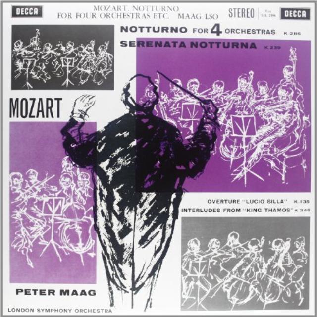Mozart / Maag