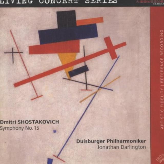 Shostakovich / Darlington / Duisburg Philharmonic