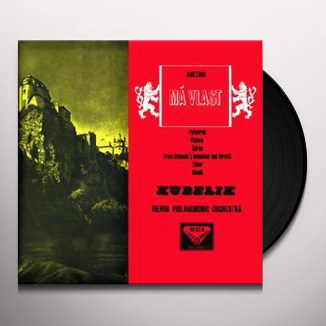Smetana / Kubelik MA VLAST Vinyl Record