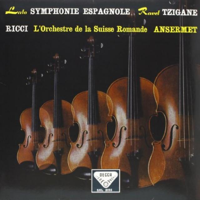 Lalo / Ravel / Ansermet