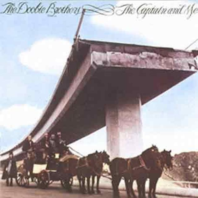 Doobie Brothers CAPTAIN & ME Vinyl Record - 180 Gram Pressing