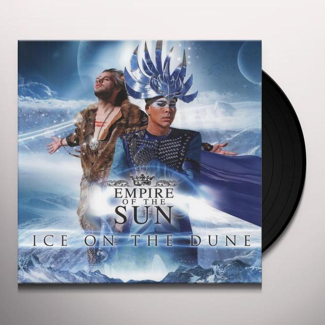 Empire Of The Sun ICE ON THE DUNE Vinyl Record
