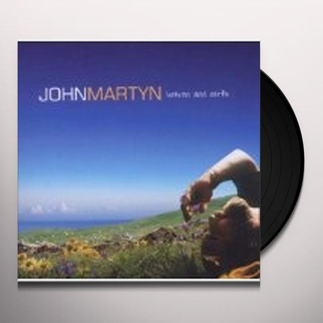 John Martyn HEAVEN & EARTH Vinyl Record - 180 Gram Pressing