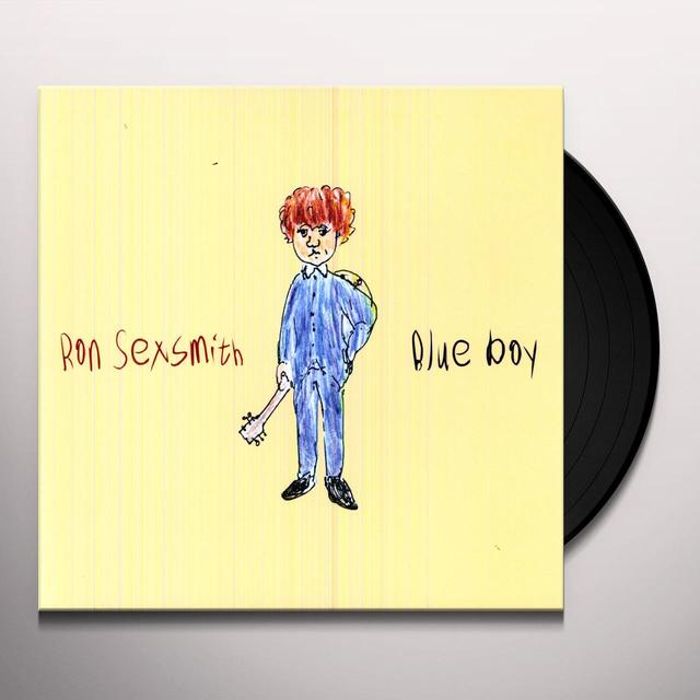 Ron Sexsmith BLUE BOY (OGV) (Vinyl)