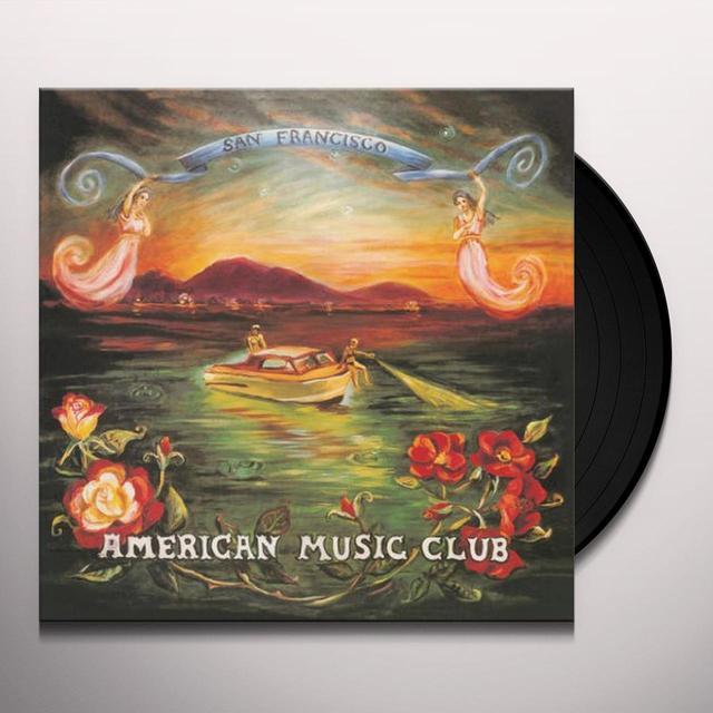 American Music Club SAN FRANCISCO Vinyl Record - 180 Gram Pressing