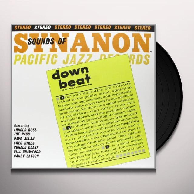 Joe Pass SOUNDS OF SYNANON Vinyl Record