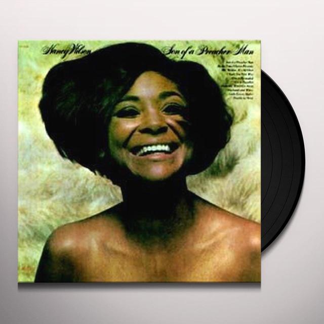 Nancy Wilson SON OF A PREACHER MAN Vinyl Record