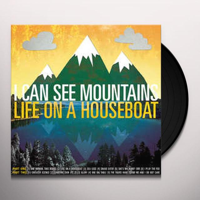 I Can See Mountains LIFE ON A HOUSEBOAT Vinyl Record