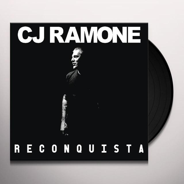 Cj Ramone RECONQUISTA (Vinyl)