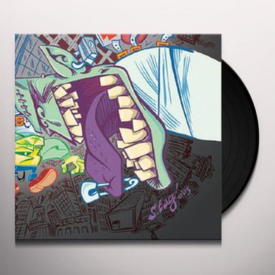 Mental GET AN OXYGEN TANK Vinyl Record