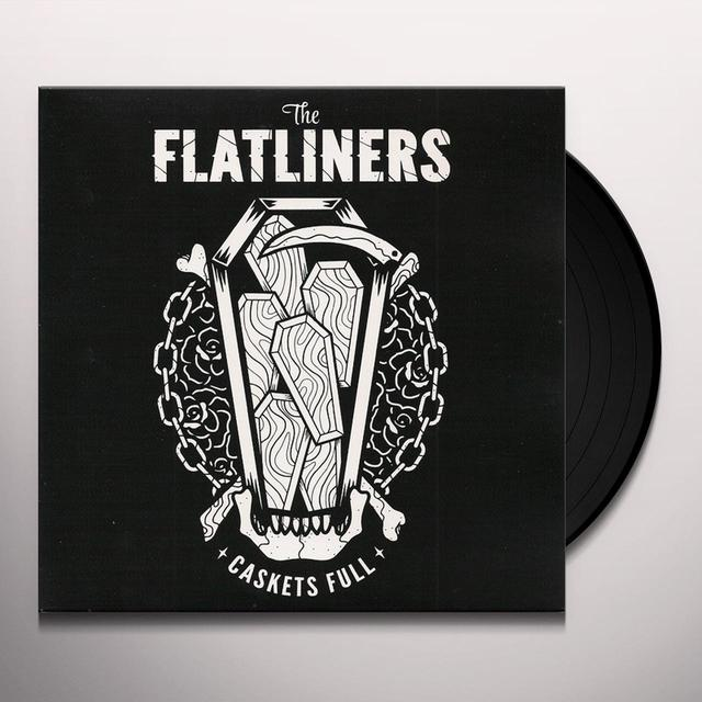 The Flatliners CASKETS FULL Vinyl Record