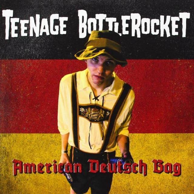 Teenage Bottlerocket AMERICAN DEUTSCH BAG Vinyl Record