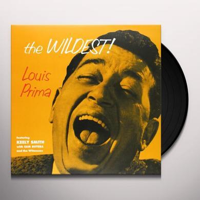 Louis Prima WILDEST Vinyl Record - 180 Gram Pressing
