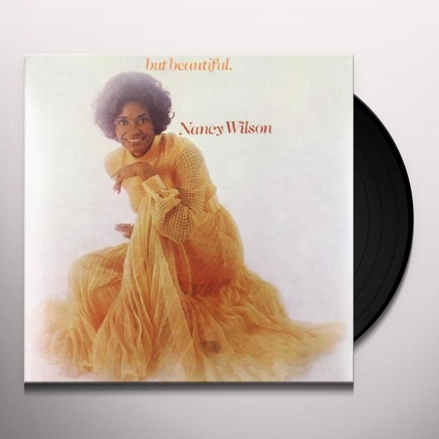 Nancy Wilson BUT BEAUTIFUL Vinyl Record