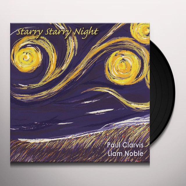 Paul Clarvis STARRY STARRY NIGHT Vinyl Record