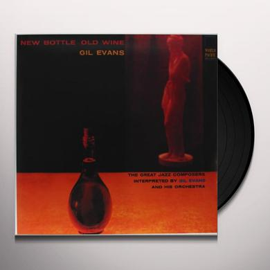 Gil Evans NEW BOTTLE OLD WINE Vinyl Record - 180 Gram Pressing