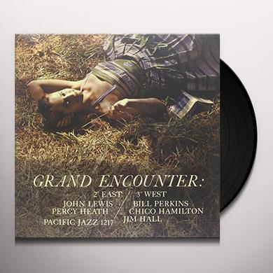 John Lewis GRAND ENCOUNTER: 2 DEGREES EAST 3 DEGREES WEST Vinyl Record