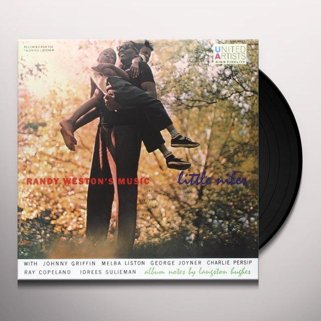Randy Weston LITTLE NILES Vinyl Record - 180 Gram Pressing