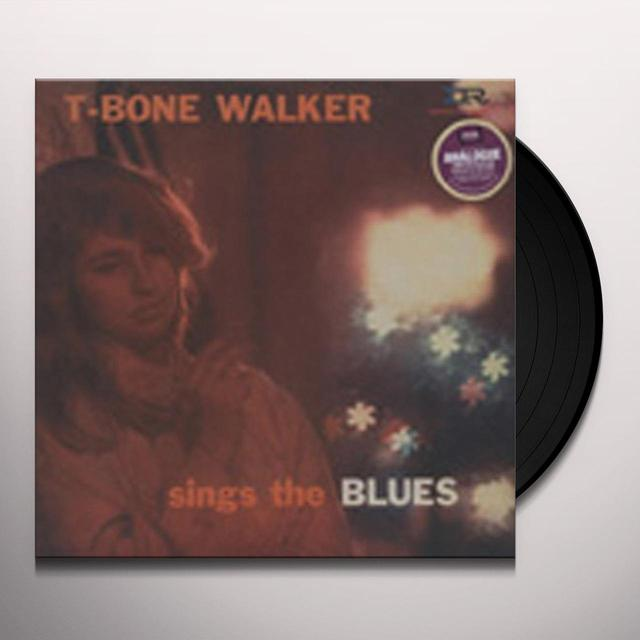 T-Bone Walker SINGS THE BLUES Vinyl Record - 180 Gram Pressing