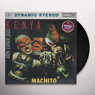 Machito KENYA Vinyl Record