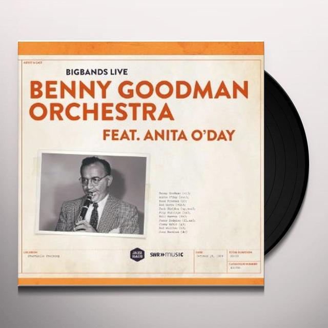 BIGBANDS LIVE: BENNY GOODMAN ORCHESTRA Vinyl Record