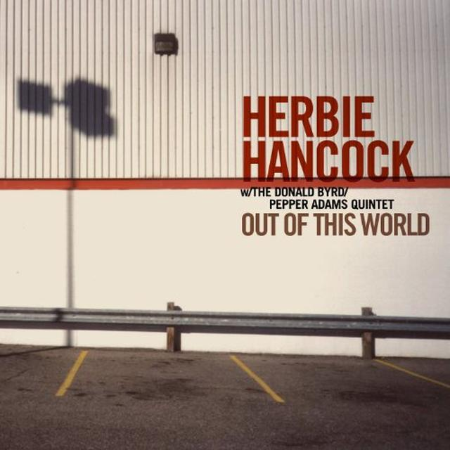 Herbie Hancock OUT OF THIS WORLD Vinyl Record