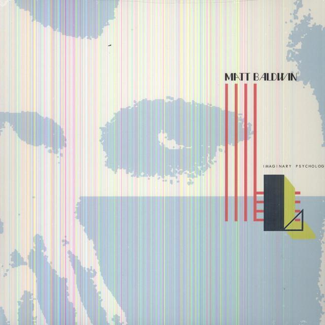 Matt Baldwin IMAGINARY PSYCHOLOGY Vinyl Record