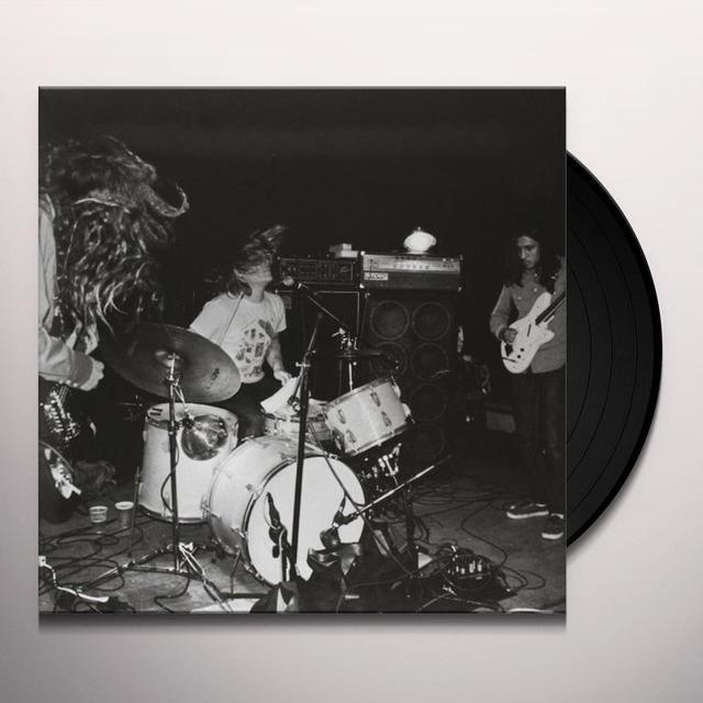 Fuzz LIVE IN SAN FRANCISCO Vinyl Record