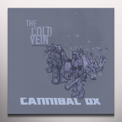 Cannibal Ox COLD VEIN Vinyl Record - Colored Vinyl, Deluxe Edition