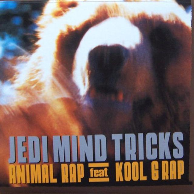 Jedi Mind Tricks ANIMAL RAP  (EP) Vinyl Record - Colored Vinyl, Deluxe Edition, Remastered