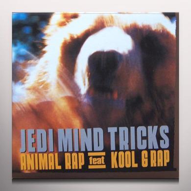 Jedi Mind Tricks ANIMAL RAP  (EP) Vinyl Record - Colored Vinyl, Deluxe Edition, Remastered