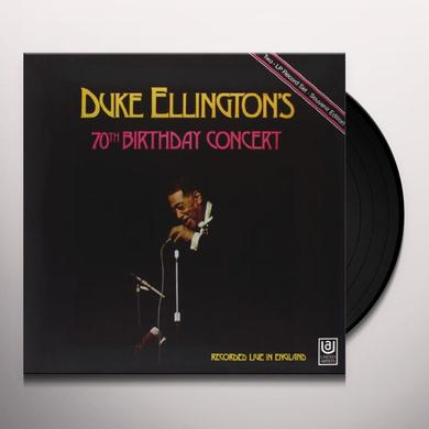 Duke Ellington 70TH BIRTHDAY CONCERT Vinyl Record - 180 Gram Pressing