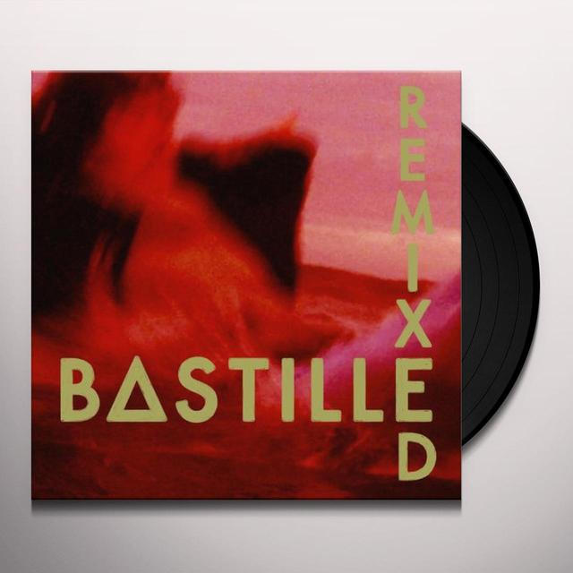 Bastille REMIXED Vinyl Record