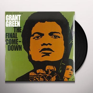 Grant Green FINAL COMEDOWN Vinyl Record - 180 Gram Pressing