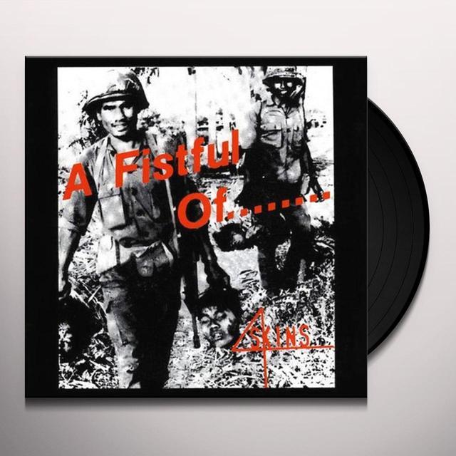 FISTFUL OF 4 SKINS Vinyl Record