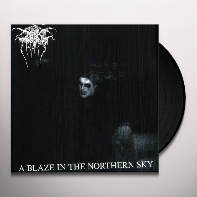 Darkthrone BLAZE IN THE NORTHERN SKY Vinyl Record