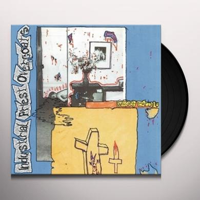 Industrial Priest Overcoat DEFIANT MORTALS Vinyl Record
