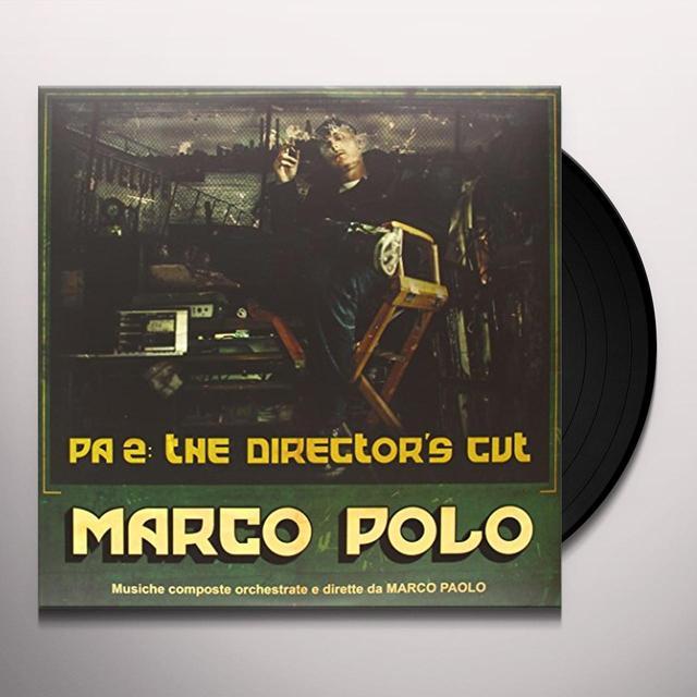 Marco Polo PA2: DIRECTOR'S CUT Vinyl Record