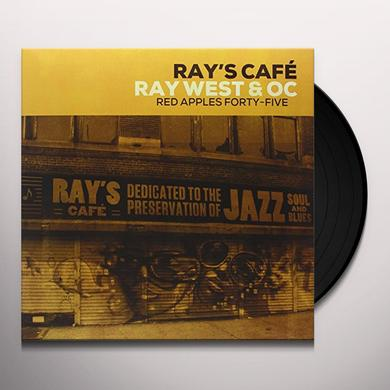Ray West & Oc RAY'S CAFE Vinyl Record