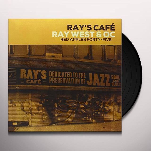Ray West & Oc RAY'S CAFE Vinyl Record
