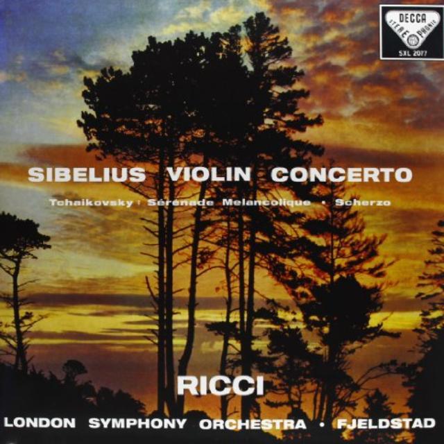 Sibelius / Tchaikovsky / Fjeldstad