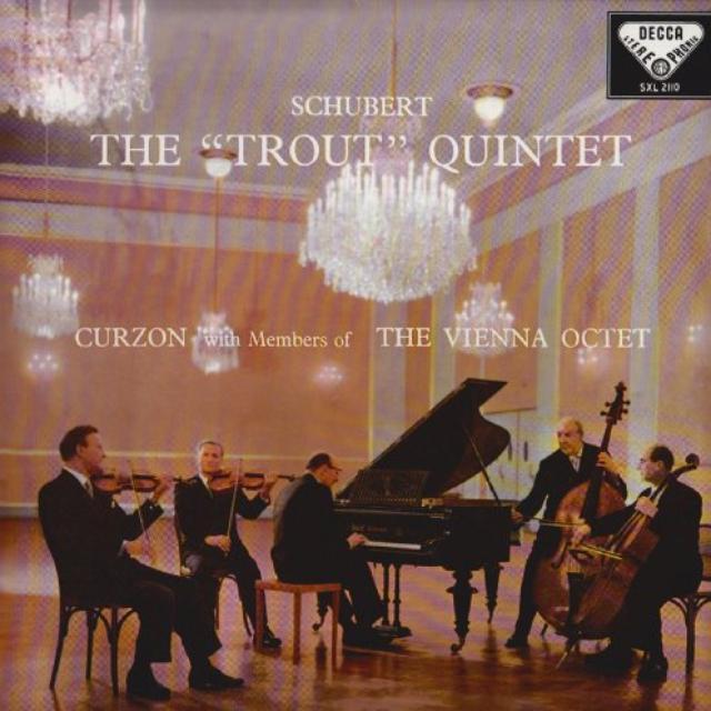 Schubert / Curzon / Vienna Octet