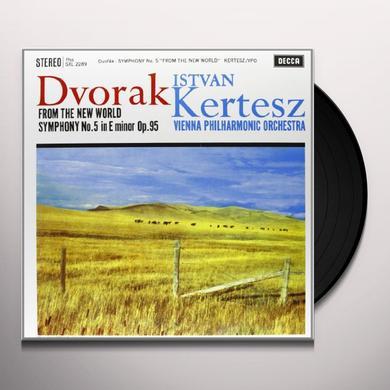 Dvorak / Kertesz SYMPHONY 9 Vinyl Record - 180 Gram Pressing