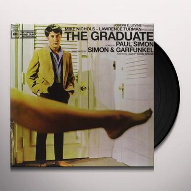Graduate / O.S.T. (Ogv) GRADUATE / O.S.T. Vinyl Record - 180 Gram Pressing