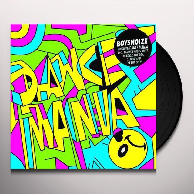 BOYSNOIZE PRESENTS: A TRIBUTE TO DANCE MANIA / VAR Vinyl Record