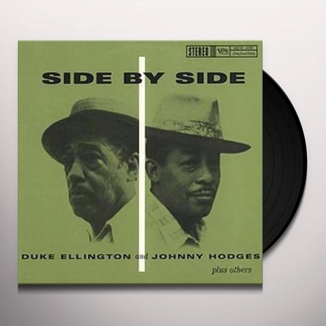 Duke Ellington SIDE BY SIDE Vinyl Record - 180 Gram Pressing
