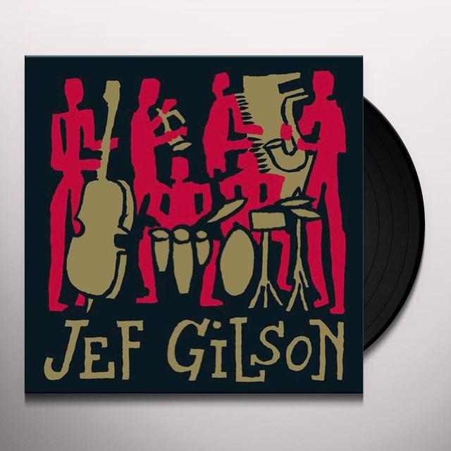 Jef Gilson ARCHIVES Vinyl Record