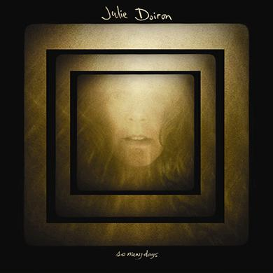 Julie Doiron SO MANY DAYS Vinyl Record