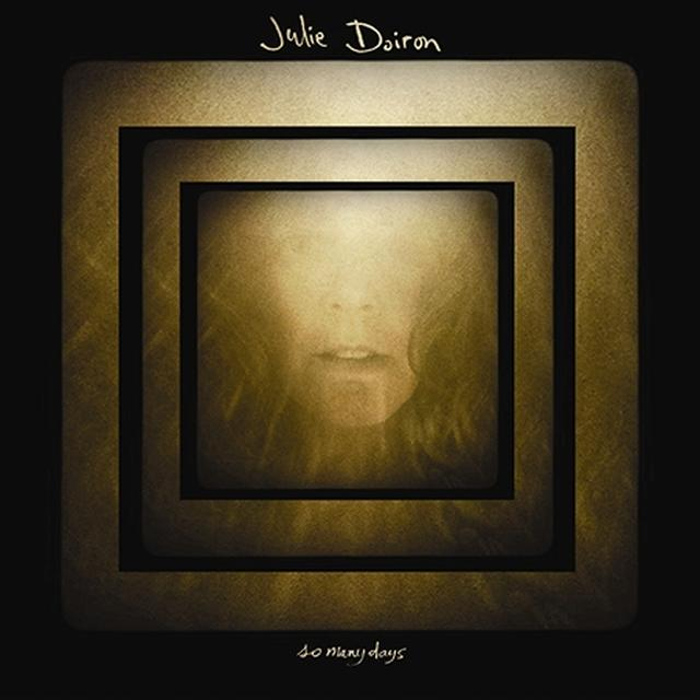 Julie Doiron SO MANY DAYS (EP) Vinyl Record